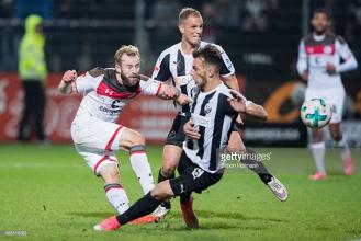 SV Sandhausen 1-1 FC St. Pauli: Points shared after late equaliser