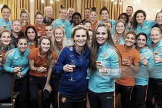 Holanda se adjudicó dos galardones femeninos