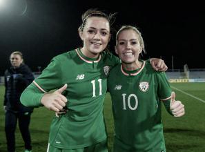 North Carolina Courage's Denise O'Sullivan gets call-up for Ireland