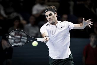 ATP da Basileia: Federer atropela, cabeças de chave avançam; quartas de final estão definidas
