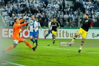 1. FC Magdeburg 0-5 Borussia Dortmund: Holders progress in style in DFB-Pokal