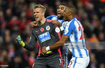 Four Huddersfield Town players receive international call-ups