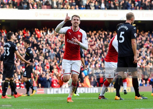 Opinion: Half a century of goals for the club, but still does Aaron Ramsey get the recognition he deserves?