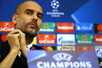 """Pep Guardiola stated that he is """"honoured"""" to be Manchester City manager ahead of Napoli clash"""