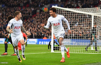 Tottenham Hotspur 3-1 Real Madrid: Alli's brace downs Los Blancos as Lilywhites reach the last 16