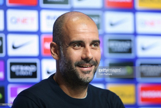 Pep Guardiola hails his free-scoring Manchester City side
