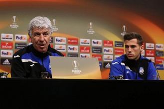 """Gasperini: """"Caldara e Gomez in campo con il Borussia"""""""