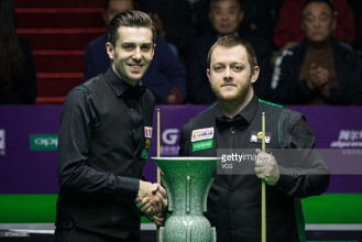 Mark Selby defends his International Championship title to win his first silverware of the season