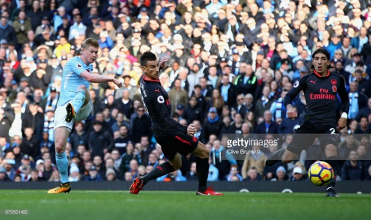 Lessons learned as Arsenal are humbled by Manchester City