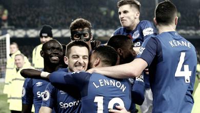 El Everton ve luz al final del túnel