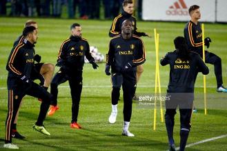 Roberto Martinez has no worries about Lukaku goal drought