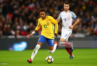 England see out another goalless draw against the Canarinho's