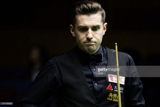 World number one Mark Selby crashes out of the UK Championship