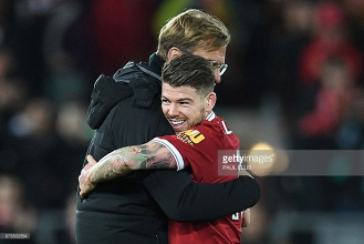 Jürgen Klopp praises Alberto Moreno following Liverpool defender's astonishing turnaround
