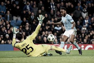Com gol de Sterling, City supera Feyenoord e consolida liderança do Grupo F