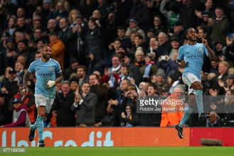 Manchester City 1-0 Feyenoord: Sterling secures top spot for Sky Blues