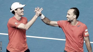 Soares/ Murray superam Melo/ Kubot e estão na final do Masters 1000 de Cincinnati