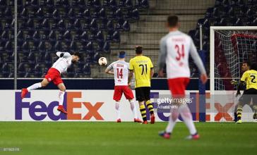 Salzburg 3-0 Guimarães: uma réstea de esperança