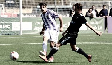 El Celta B pasa por encima del Valladolid Promesas