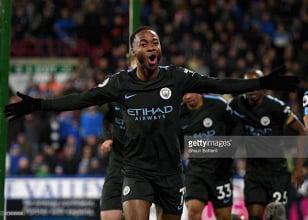 Raheem Sterling reveals key to Manchester City's Huddersfield fightback