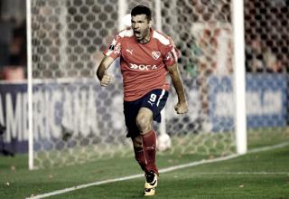 Artilheiro e decisivo, Emmanuel Gigliotti é uma das apostas do Independiente na busca pelo bi