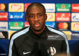 "Yaya Touré proclaims City are playing the ""best football in Europe"" ahead of Shakhtar contest"