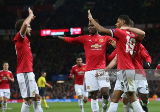 Manchester United 2-1 CSKA Moscow: Mourinho's men come from behind to top group A