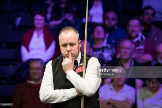 John Higgins and Mark Allen next to fall at the UK Championship