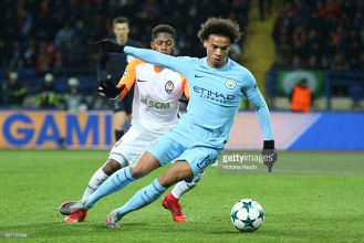 Shakhtar Donetsk 2-1 Manchester City: City's unbeaten record comes to an end as Shakhtar squeeze into the last-16