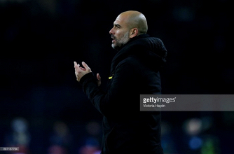 Pep Guardiola insists that first defeat of the season will be good for Manchester City