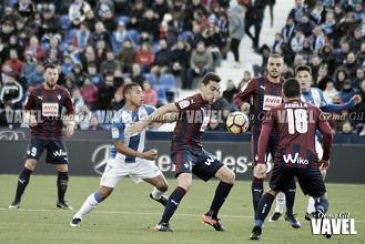 El Eibar y el Leganés abrirán la cuarta jornada