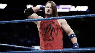 """AJ Styles: """"Shinsuke Nakamura y AJ Styles es lo que la gente quiere ver"""""""