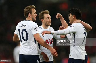 Player ratings: How did Tottenham players fare in their 5-1 thrashing of Stoke?