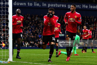 "Jesse Lingard admits that United made ""hard work"" of their victory as they grind out West Brom win"