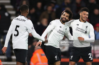 Simon Mignolet: Mohamed Salah has exceeded everyones expectations at Anfield