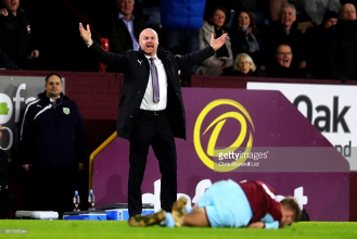 Sean Dyche looking forward to a break from action as he counts the cost of recent injuries