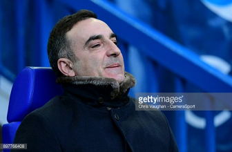 "Carlos Carvalhal believes Swansea City ""can"" avoid relegation"