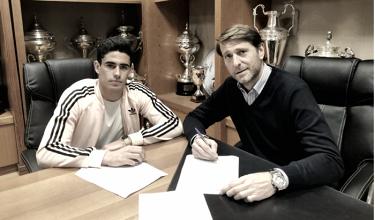 El Real Valladolid hace oficial la renovación de Miguel de la Fuente