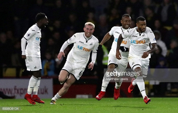 Watford 1-2 Swansea City: Swans dramatically steal all three points in Carvalhal's first game in charge