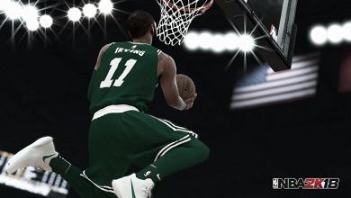 Un fallo en NBA 2K18 filtra los nuevos equipajes de Nike