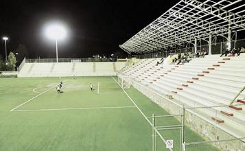 El Estadio Minera Fresnillo, con nueva cara