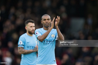 Fernandinho commits to two-year contract extension with Manchester City