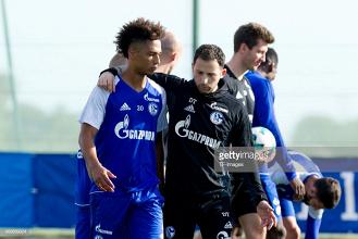 Schalke lose Thilo Kehrer but tie down boss Domenico Tedesco
