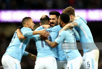 "İlkay Gündoğan praises the ""perfect"" timing of Sergio Agüero as duo shine in Burnley bashing"