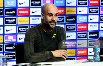 Pep Guardiola relishing the chance to break City's Anfield curse ahead of Sunday's clash