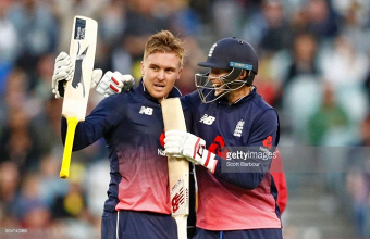 Australia vs England - First ODI: Roy breaks England batting record to give tourists opening win