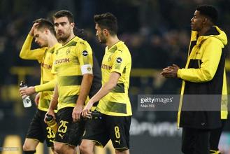 Borussia Dortmund 0-0 VfL Wolfsburg: Yarmolenko misses big chances in goalless draw