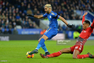 Claude Puel confirms that Riyad Mahrez will sit out of clash with January suitors Manchester City