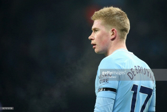 Kevin De Bruyne signs new bumper five-year contract with Manchester City