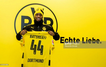 Michy Batshuayi joins Borussia Dortmund on loan as Aubameyang replacement